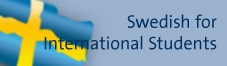 Swedish for international students