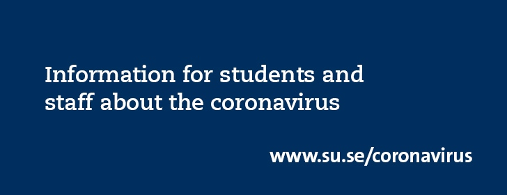 Information for students and staff about the coronavirus